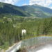 To show another view from the Krimmler wasserfalle with a rainbow. Week in Austria