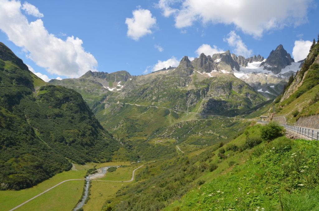 To show the nature of Switzerland. 4 days in Switzerland