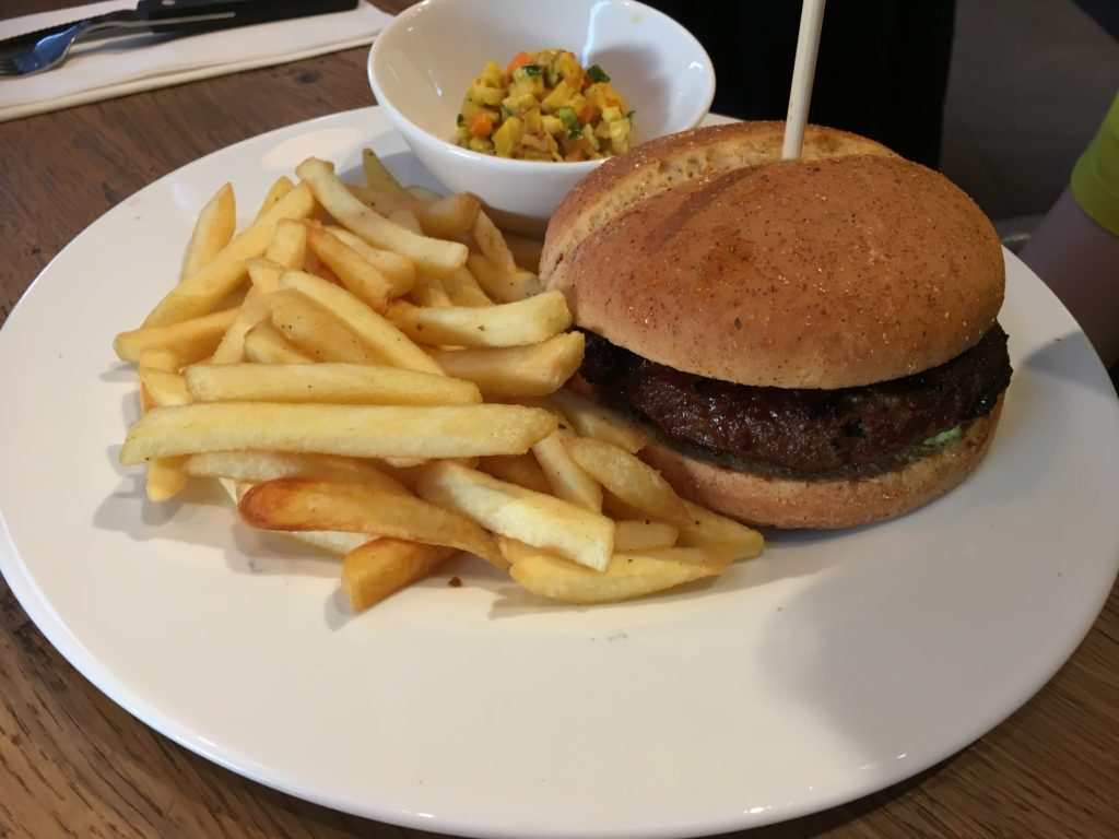 To show the berenburger for kids