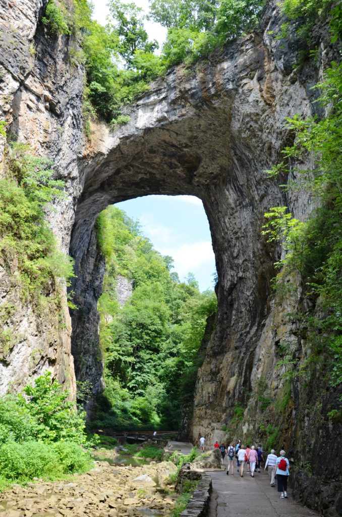 The natural arch