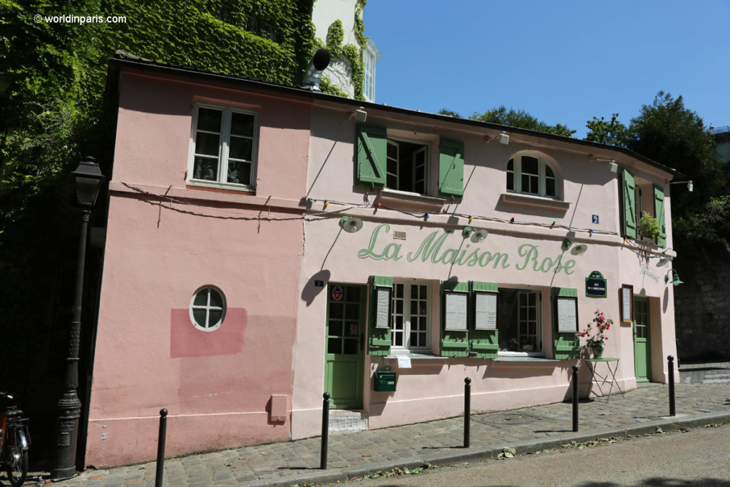 La Maison Rose by World in Paris