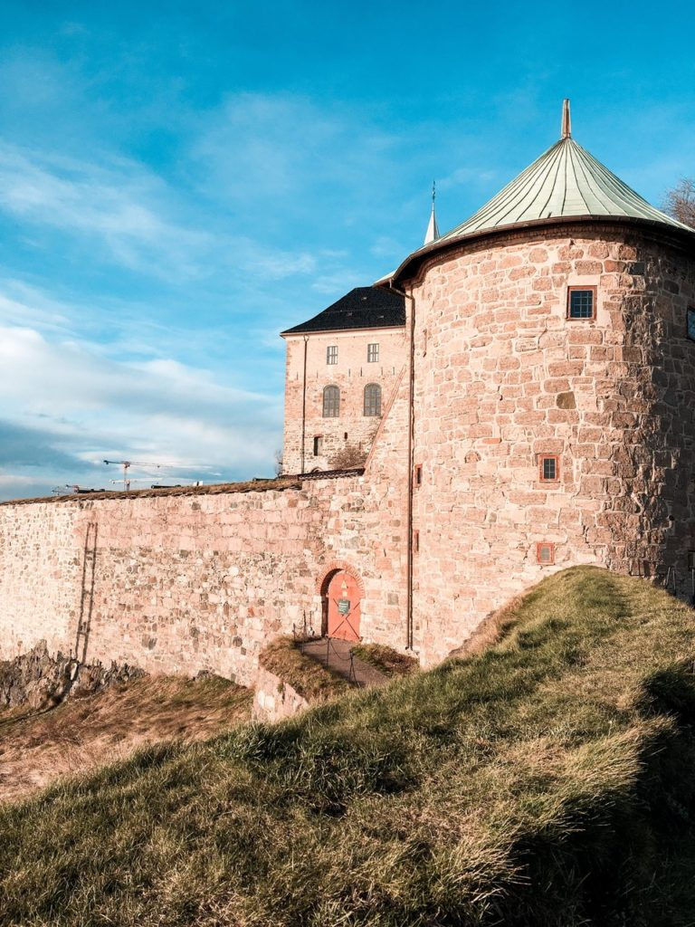 Akershus Fortress by Ella