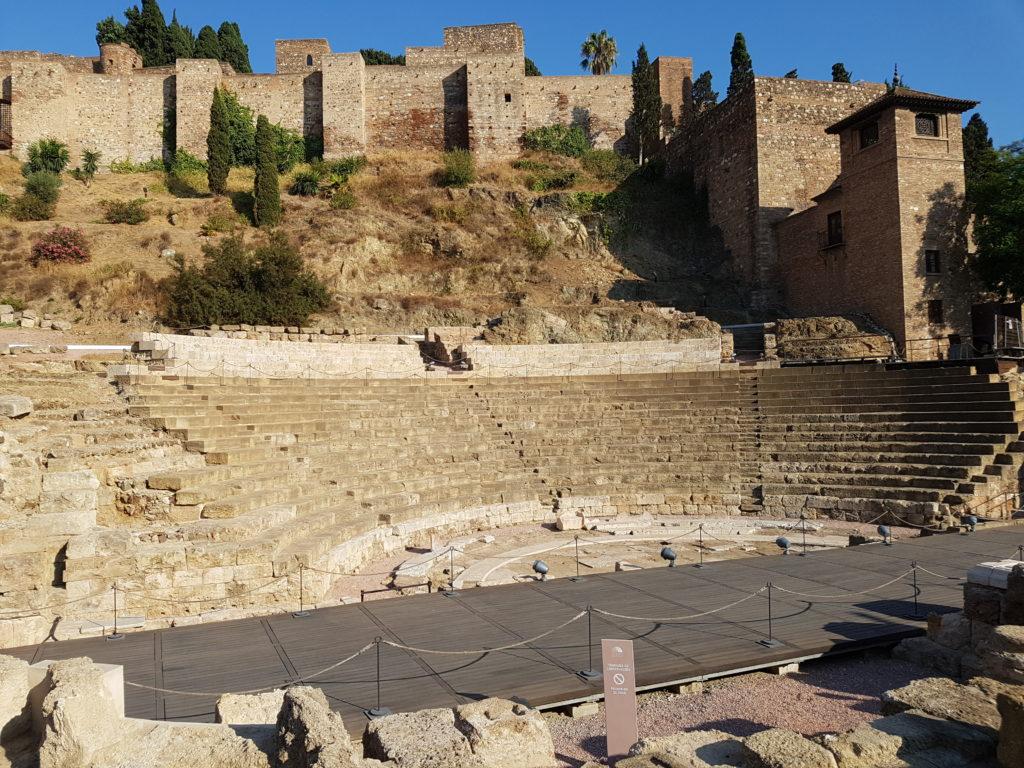 Alcazaba by Joanna