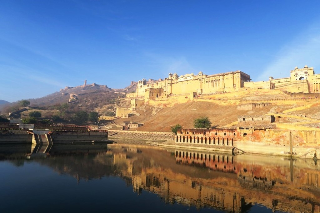Amber fort by Anjali