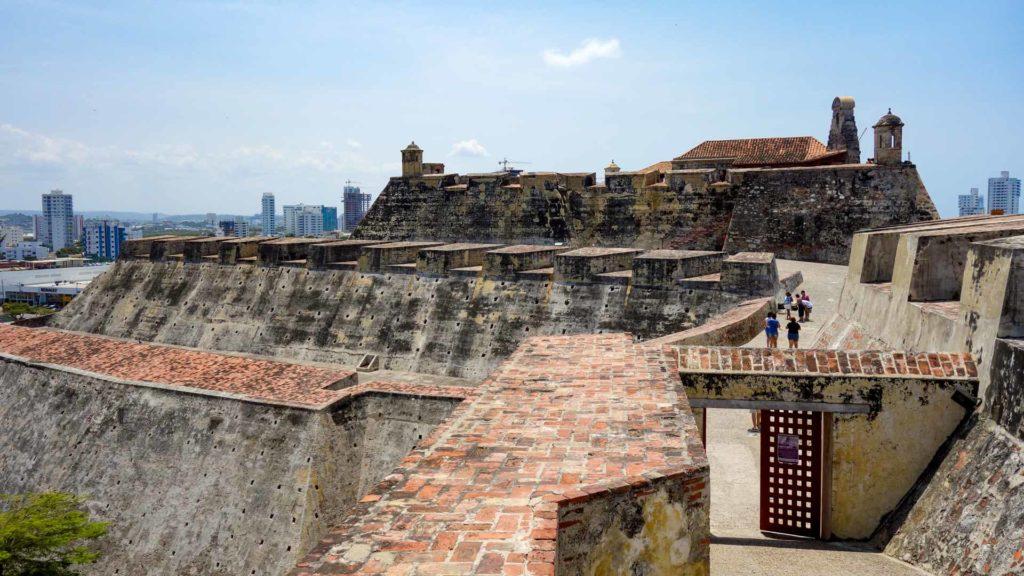 Castillo de San Felipe by Ilona & Daniel