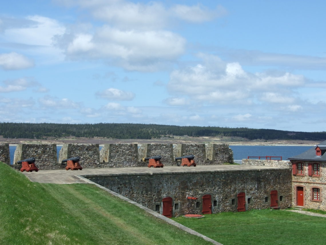 Fortress of Louisbourg one of the Forts in the World