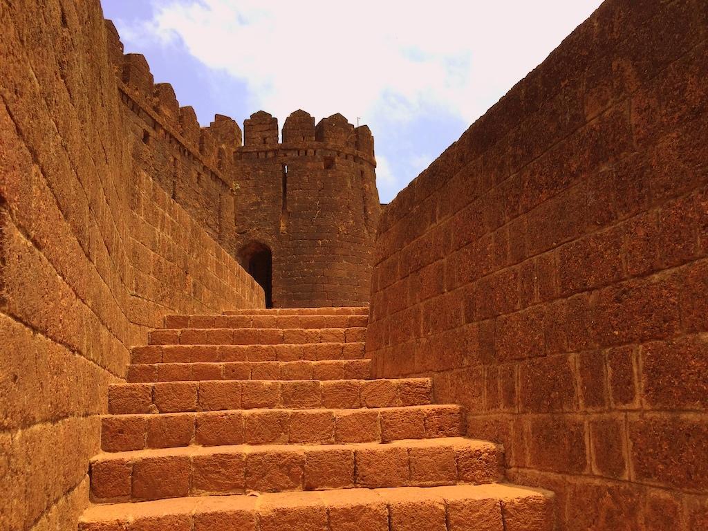 Mirjan Fort by Sandy & Vyjay