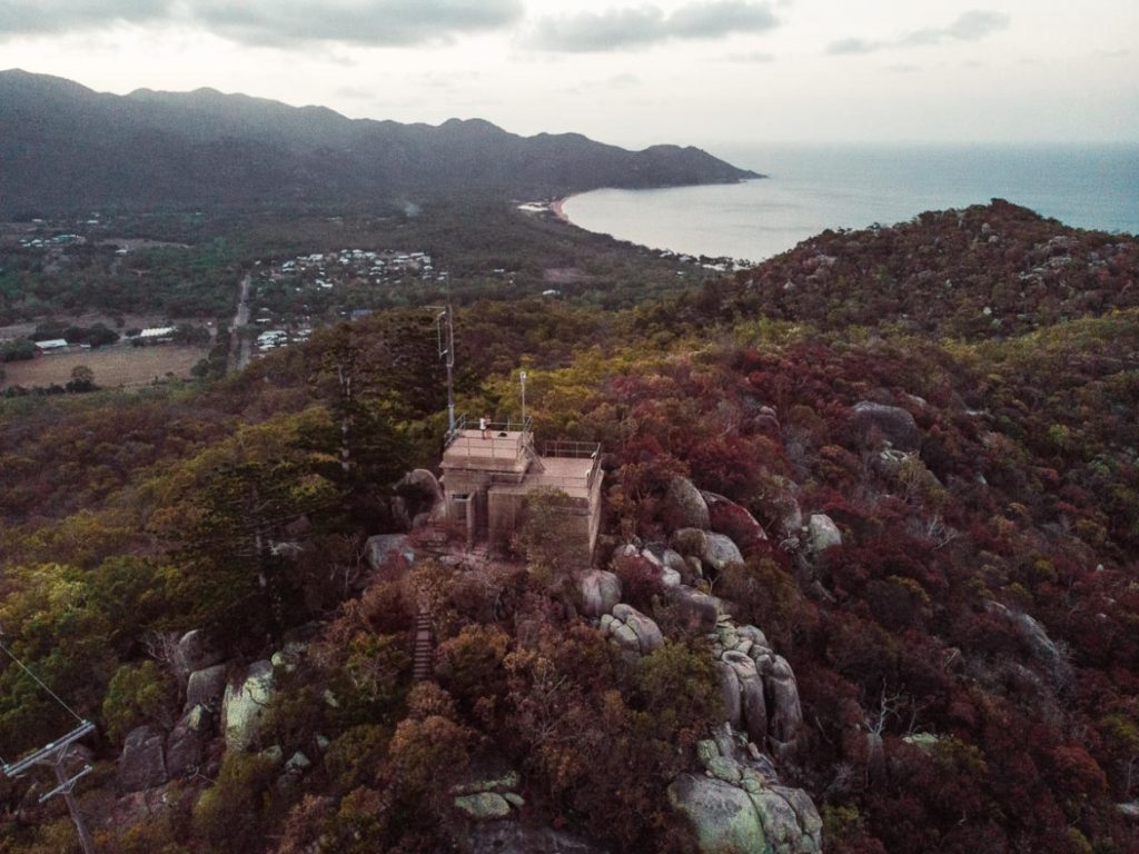 The Fort Complex Magnetic Island by Kerrie & Woody