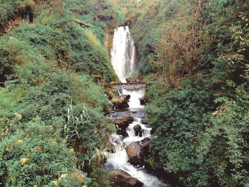 Cascade de Peguche