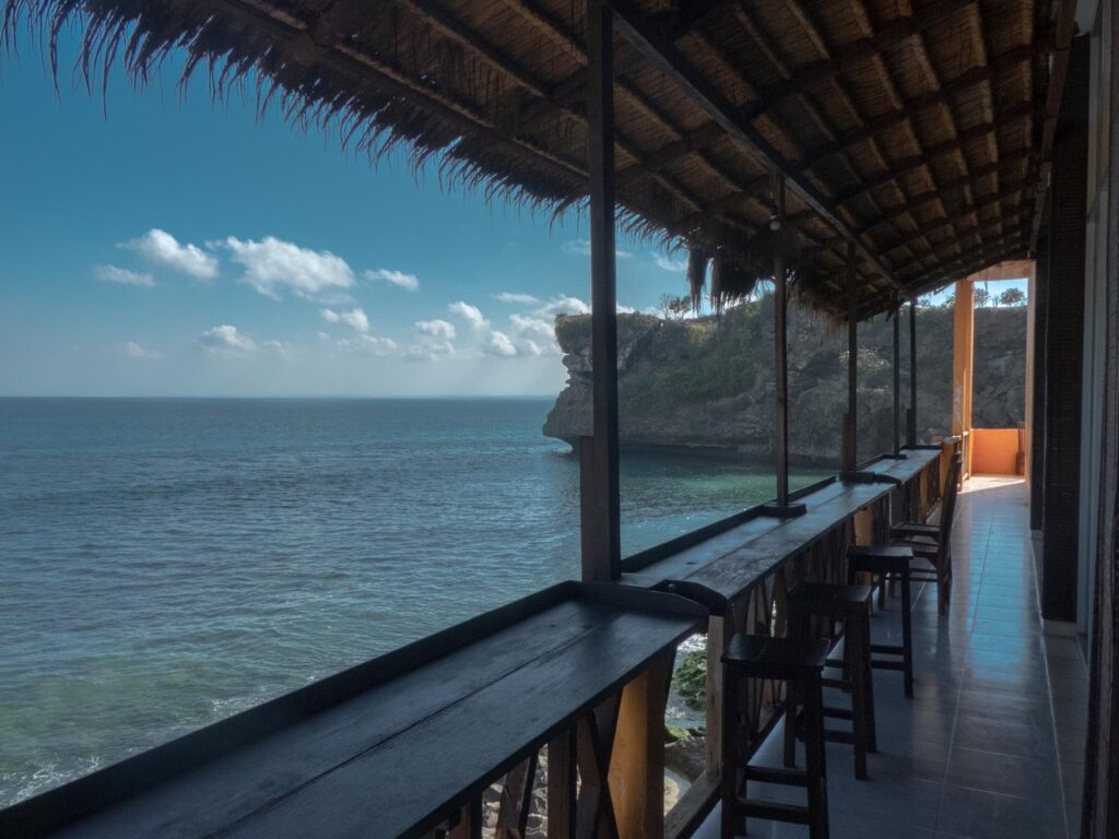 Balangan Paradise Cafe by Guide Your Travel,