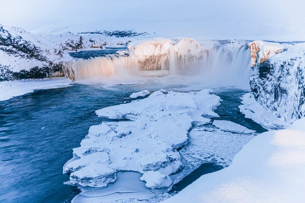 Godafoss by The Diary of a Nomad
