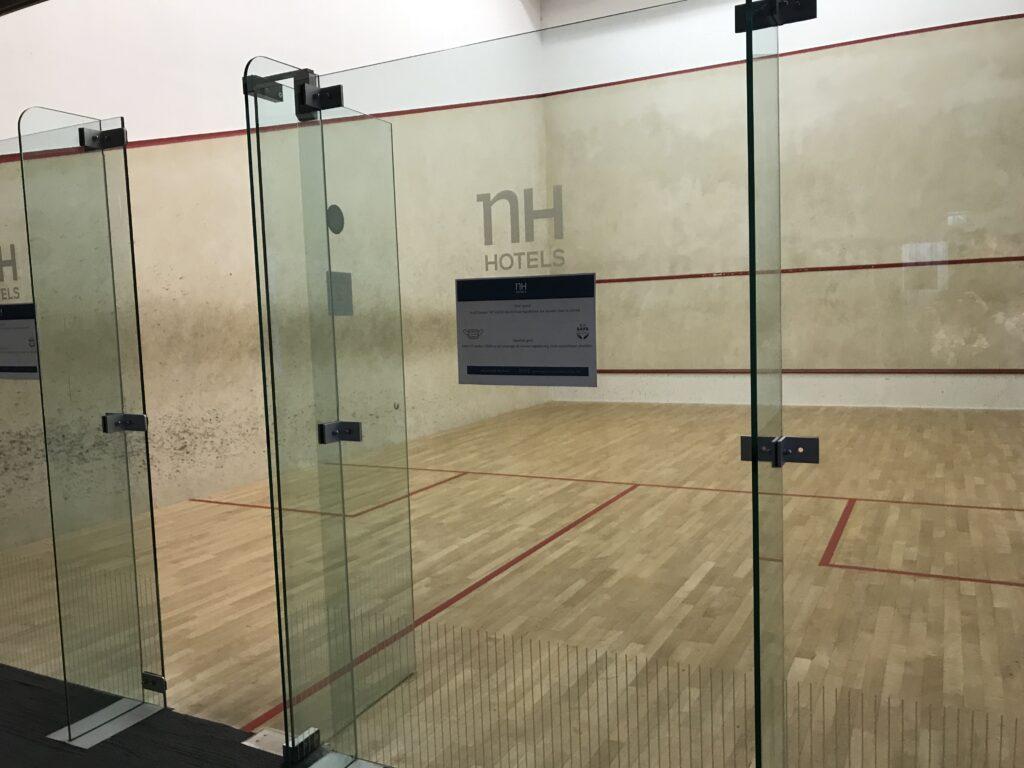 Squash space