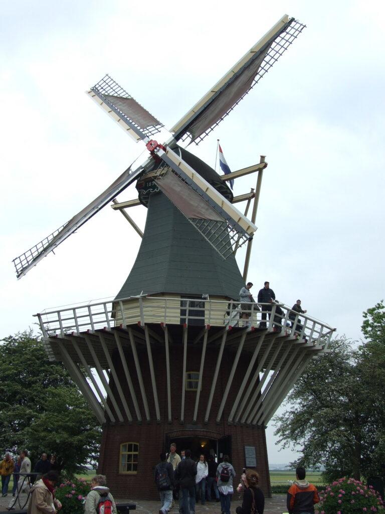 The Keukenhof Mill