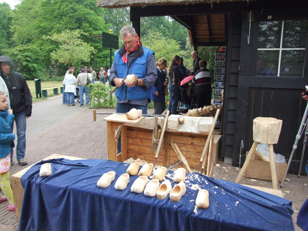 Klompenmaker (wooden shoe producer)