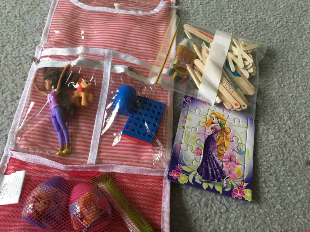 DIY activity packs by Four Around the World