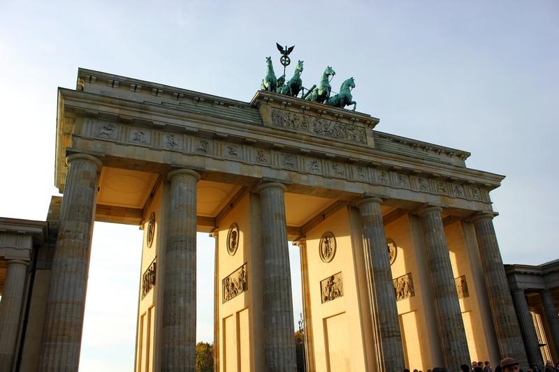 Brandenburg Gate by Berlin Travel Tips