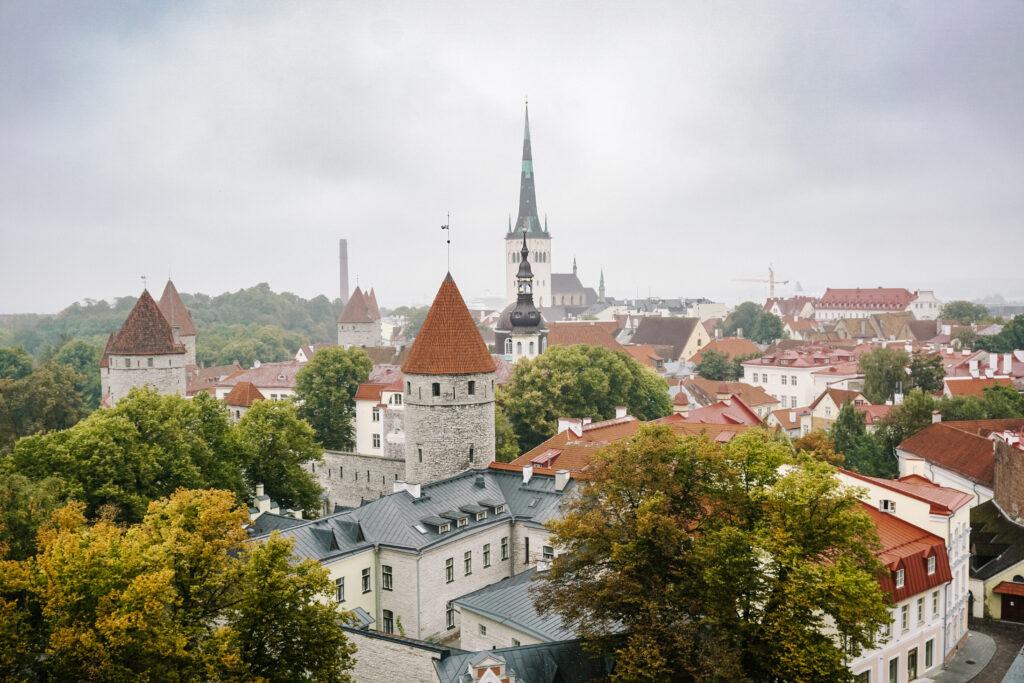Tallinn by Passport the World, an overview from the city